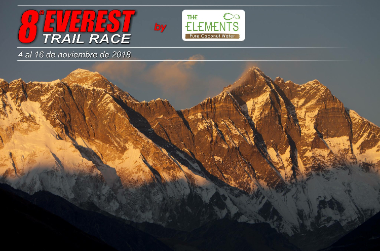 EVEREST TRAIL RACE 2018, por Juan Alberto Humanes.